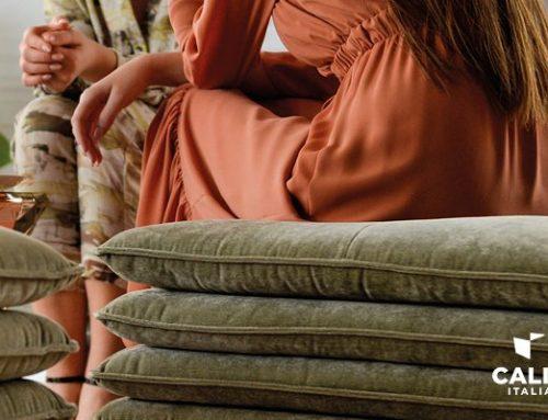 I pouf di Calia Italia: stile, funzionalità e comfort