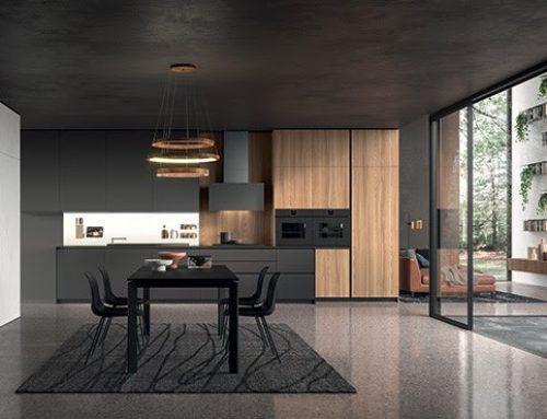 ASTRA CUCINE HC.08: Design evoluto per nuovi spazi nell'ambiente domestico